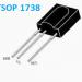 TSOP 1738 Engel Sensörü