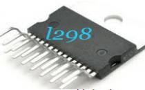 L298 Motor Sürücü Entegre