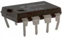 Sensör Güçlendirme(Opamp 741)