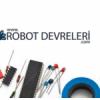 Arduino Gaz Bulucu Robot