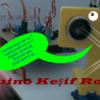 Arduino Keşif Robotu