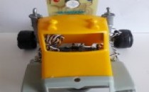 RFID & Bluetooth Kontrollü Robot