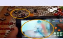 wifi – Bluetooth Kontrollü Görüntü Aktaran Robot