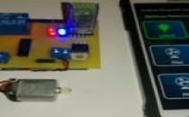Arduino Akıllı Ev (Lamba-Fan Hız Ayar-Klima) Kontrol