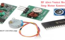 Rf Alıcı Verici 16f877A-16f628A Step-hcs04-lcd
