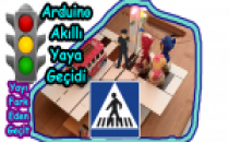 Arduino Akıllı Yaya Geçidi